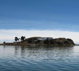 Hotelansicht Isla Esteves Hotel Libertador Lago Titicaca