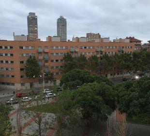 Ausblick Hotel H10 Marina Barcelona