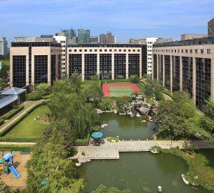 Garden View Kempinski Hotel Beijing Lufthansa Center