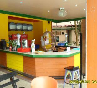 Poolbar Hotel Pattaya Garden