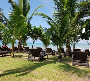 Gartenanlage La Flora Resort & Spa
