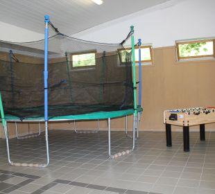 XXL-Freizeithalle ... für Alt und Jung Ferienwohnungen & Pension Domicil am Stadtpark