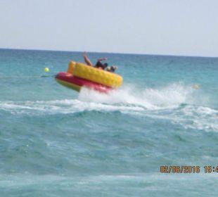 Spaß am Strand Hotel Samira Club
