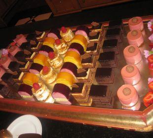 Sehr feines Dessert Hotel Cervosa