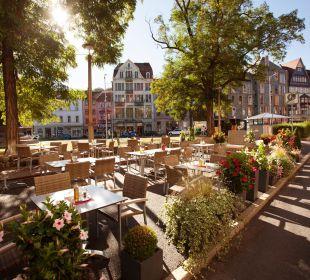 Restaurant Steigenberger Hotel Thüringer Hof