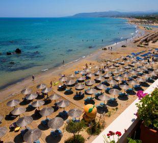 Der längste Sandstrand von Kreta Hotel Corissia Beach