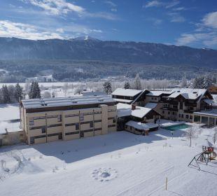 Winter beim Alpen Adria Hotel in Nassfeld Alpen Adria Hotel & Spa