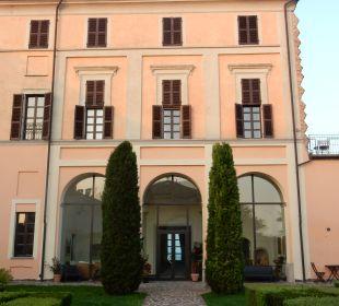 Außenansicht Sunstar Boutique Hotel Castello di Villa