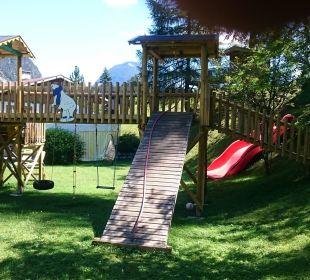 Der neue Kinderspielplatz Ferienhaus Kirchplatzl