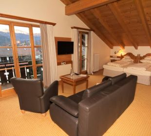 Junior Suite Hotel Zugspitze
