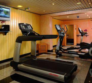 Fitnessraum Maritim Hotel Nürnberg