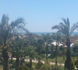 Ausblick Belek Beach Resort Hotel