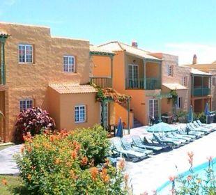 VISTA GENERAL JARDINES Apartamentos La Caleta