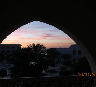 Morgentlicher Ausblick
