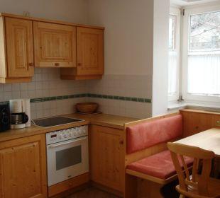Küche App. 1 Villa St. Georg