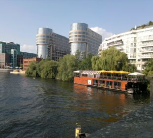 Hotel am Ufer der Spree Ameron Hotel Abion Spreebogen Waterside Berlin