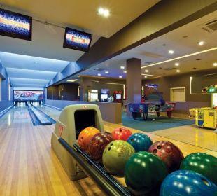 Bowling Sherwood Dreams Resort