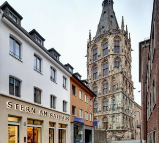 Fassade_a Hotel Stern am Rathaus