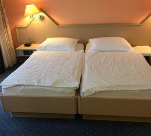 Bett Familotel Hotel Sonnenhügel