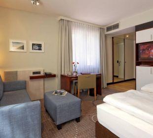 Komfort Plus Doppelzimmer OG  AKZENT Hotel Kaliebe