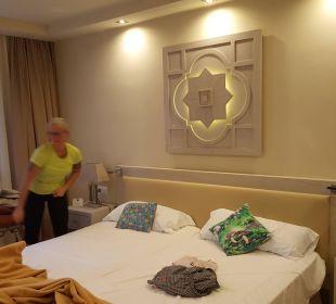 Stilvoll mit tollen Betten! Apartments Ambassador
