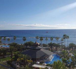 Von Bar-Terrasse in 6. Stock Hotel Riu Palace Tenerife