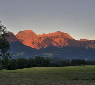 Alpenglühen Kressenlehen FeWo