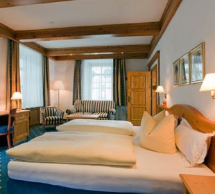 "Suite ""Rendl"" Hotel Post"