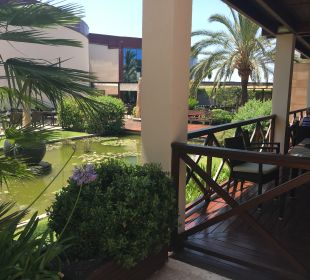Gartenanlage Gran Hotel & Spa Protur Biomar