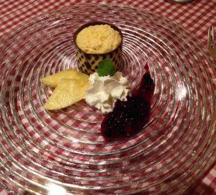 Beispiel Dessert Sunstar Alpine Hotel Flims