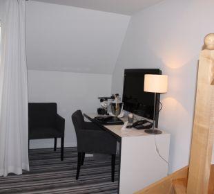 Maisonette Schreibtisch Hotel Vitznauerhof