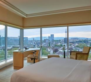 Executive Panorama Room Hilton Frankfurt City Centre