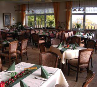 Panoramarestaurant AKZENT Berghotel Rosstrappe