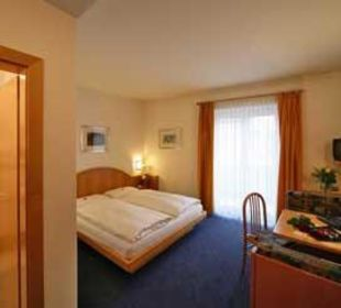 Doppelbettzimmer Hotel Post Gries