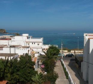 Ausblick vom Hotel Hotel Casa Pepe