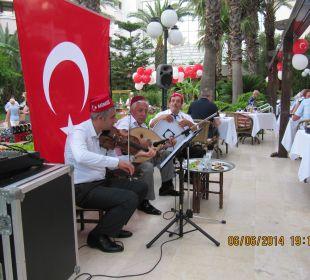 Türkischer Abend Hotel Aqua