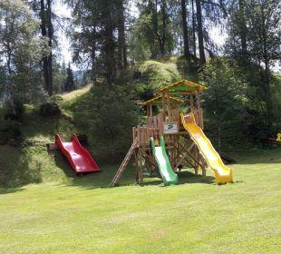 Gartenanlage Ferienhaus Kirchplatzl