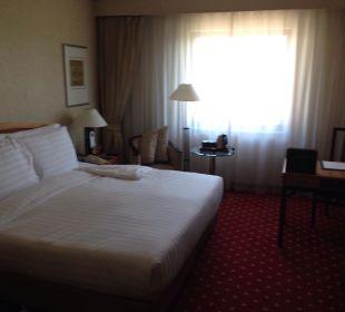 Bett Kempinski Hotel Beijing Lufthansa Center