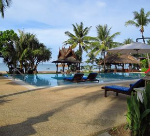 Pool C&N Kho Khao Beach Resort