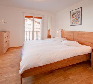 Doppelzimmer Bergblick Hotel Bristol