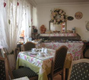 Frühstücksbuffet Hotel Monaco
