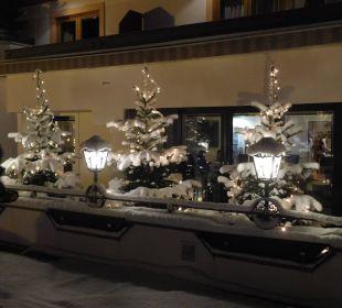 Neuer Ausbau der Stube Alpines Lifestyle Hotel Tannenhof