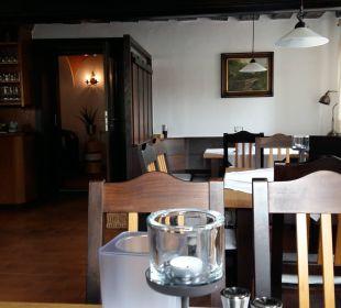 Gemütliche Gaststube Landhotel Brandlhof