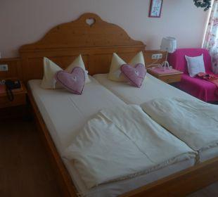 Bett Hotel Monaco