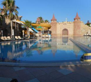 Frühschwimmerparadies  Belek Beach Resort Hotel
