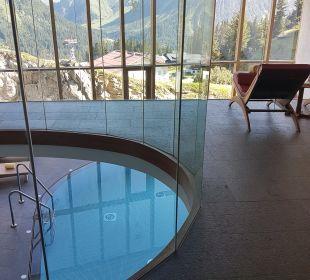 Pool Hotel Goldener Berg