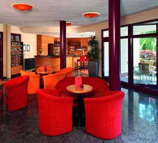 Hotellobby Parkhotel Neustadt