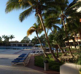Pool mit Palmen Memories Miramar Havana