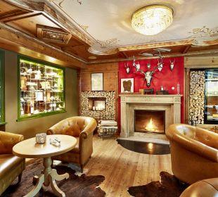 Cigar Lounge Hotel Quelle Nature Spa Resort