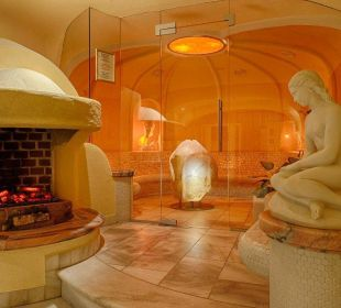Bergkristall-Tepidarium Hotel Pulverer